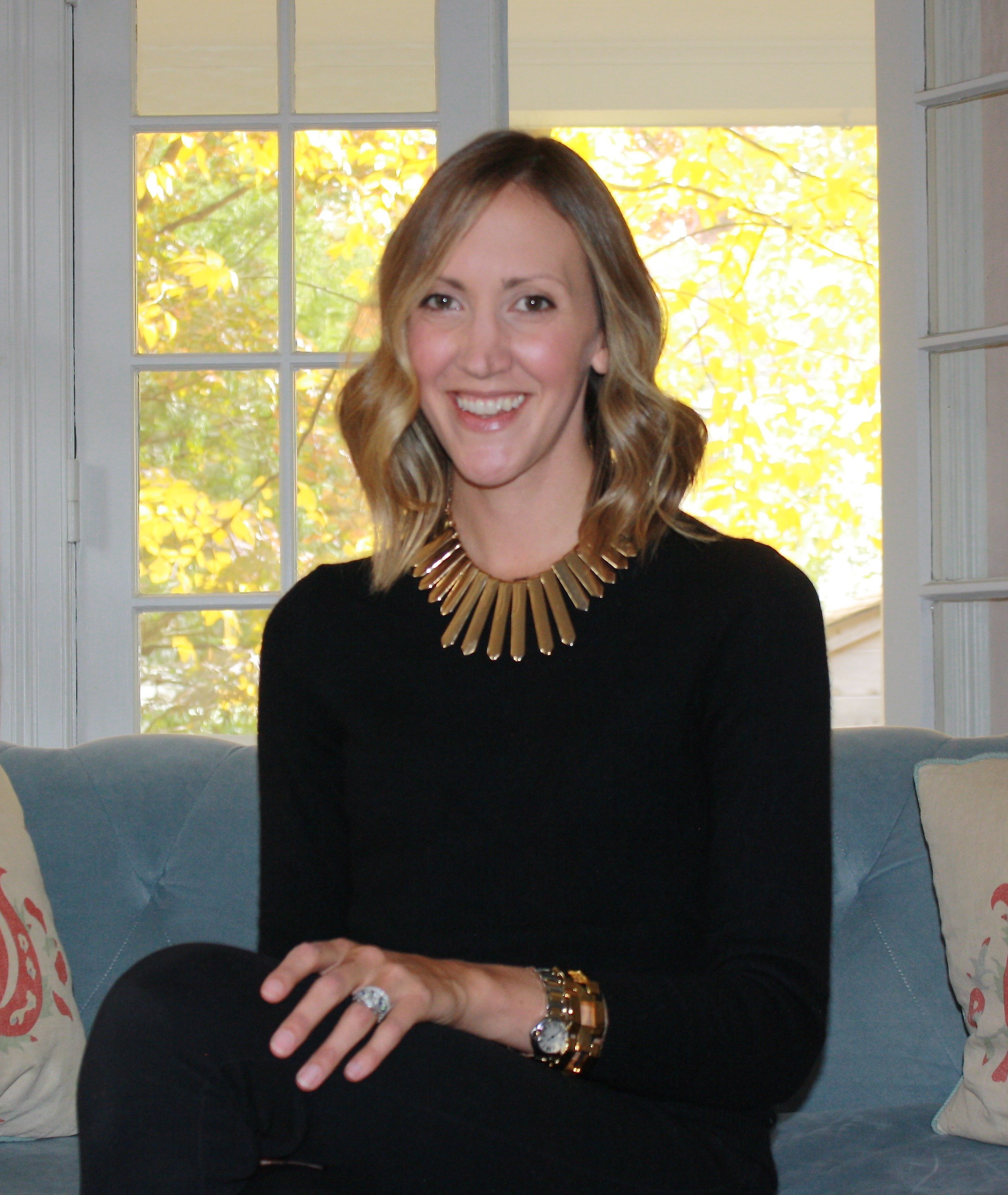 Mariel Goodson, Co-Founder Brass Hill Design
